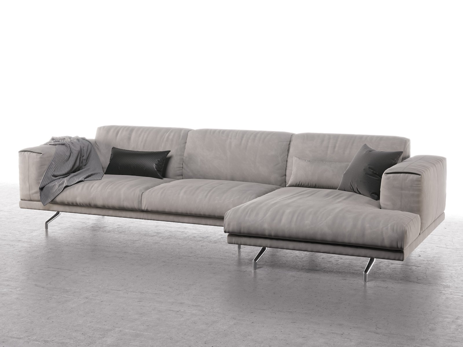 sofa 3d models, poldo 3d model